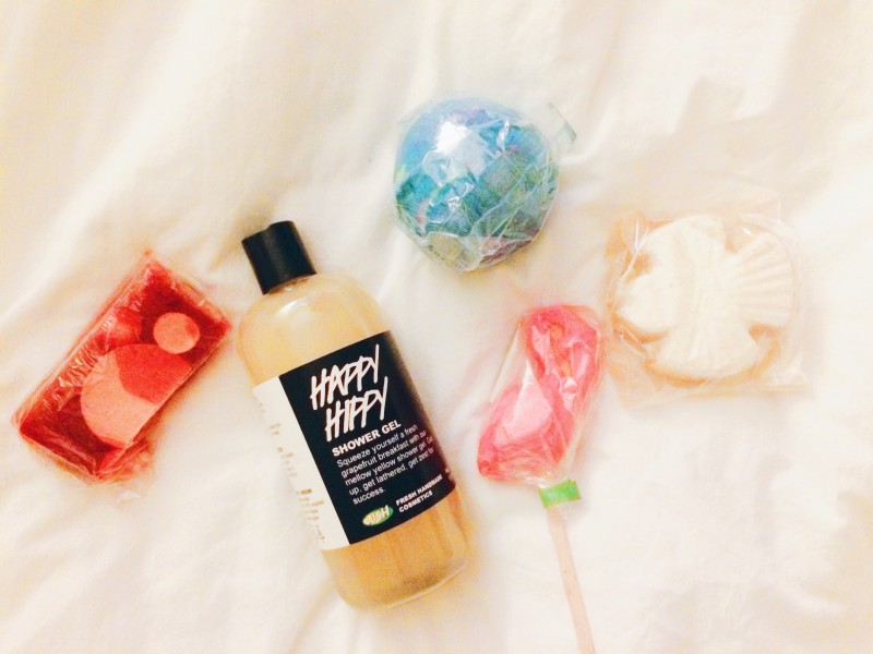 Smart Girl's Guide to Lush