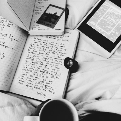 Why You Should Start Journaling + Prompts