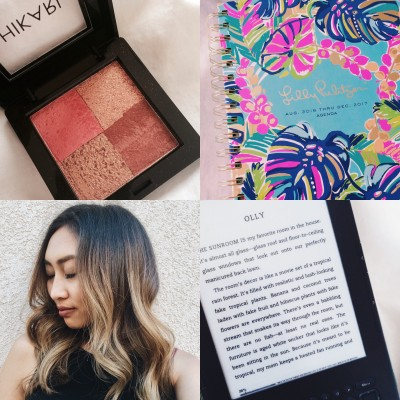 July & August Faves