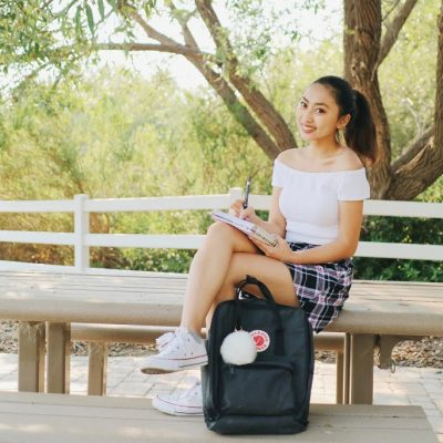 Back to School Lookbook + Playlist