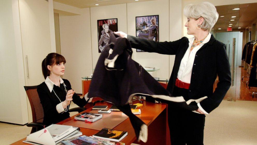 """Devil Wears Prada"" Film Review"
